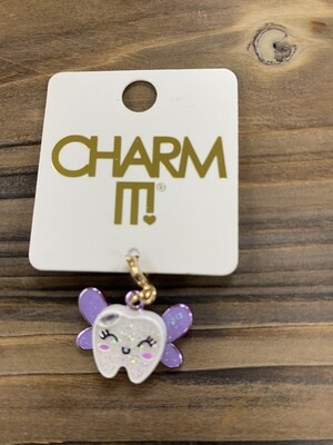 Charm It Gold Tooth Fairy