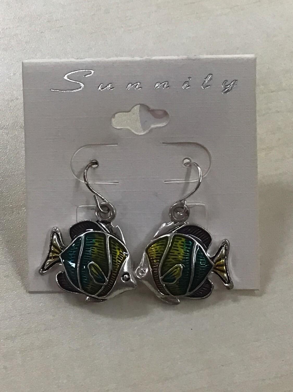 Sea Creature Earrings