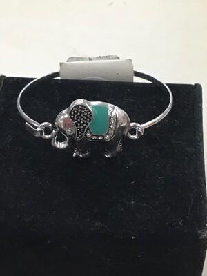 Elephant Hook Bracelet