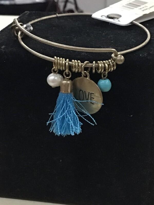 Love Tassel Bracelet