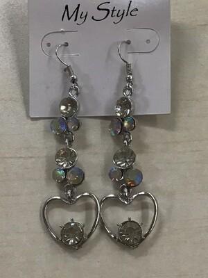 Earrings BF Heart