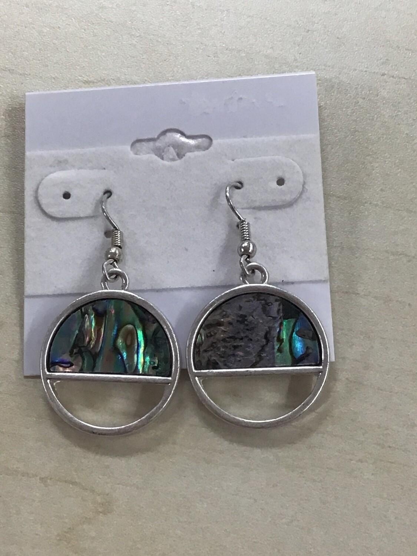 Earrings Silver Art