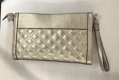 Diamond Pattern Crossbody