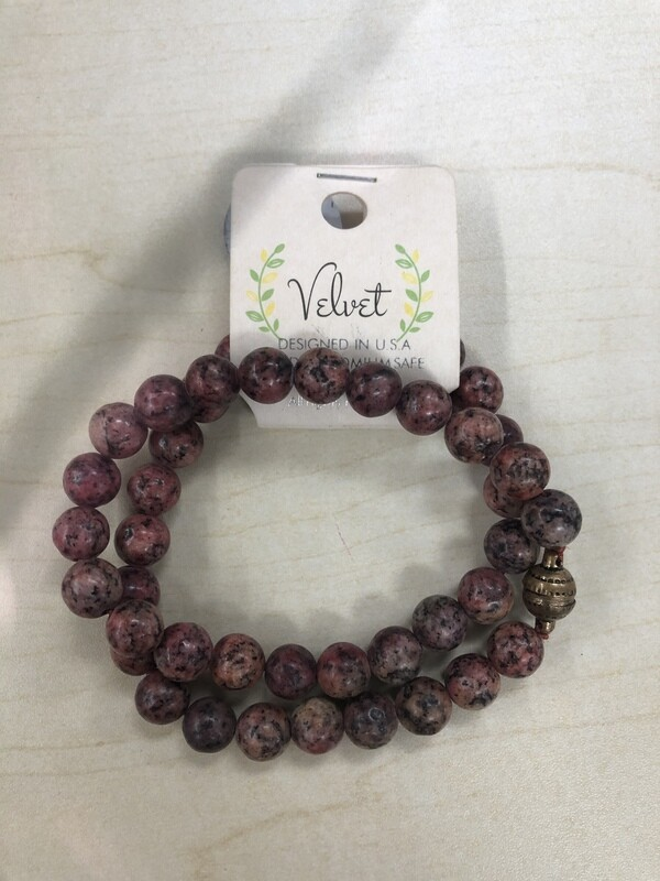 Double Beaded Bracelet