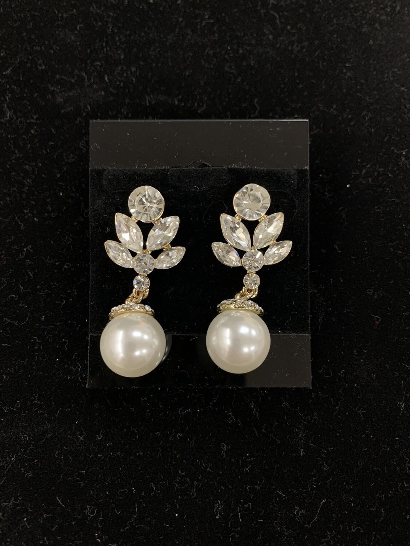 Prl Clr Eve Earrings