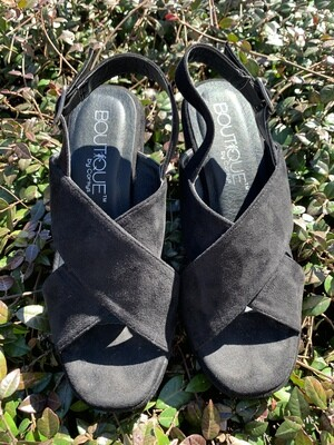 Lenox Black Wedge