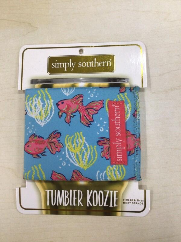 Simply Southern Tumbler Koozie