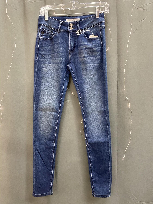 Jeans Kancan Skinny Dark