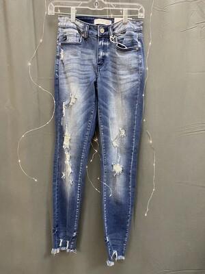 Jeans Kancan Dark Skinny