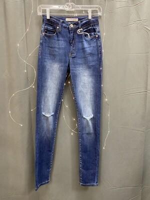 Jeans Kancan Skinny Leg