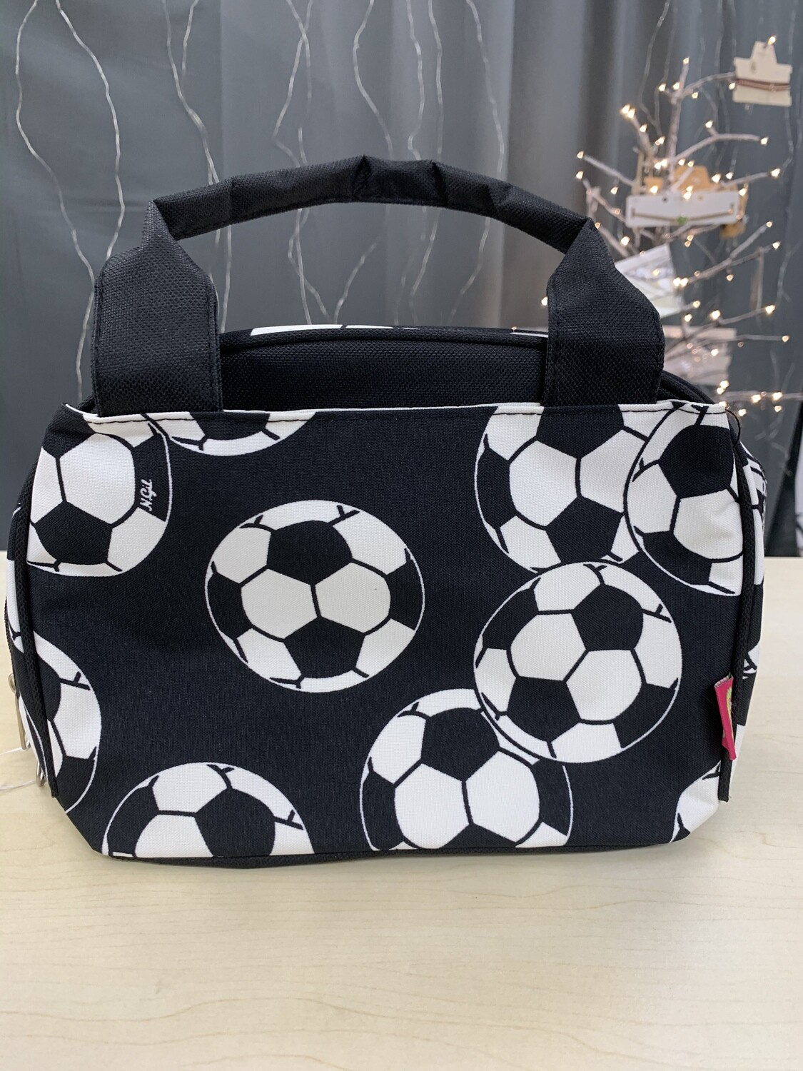 Soccer Lunch Tote