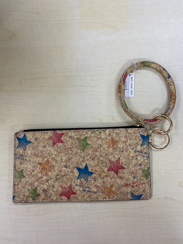Best Friend Zipper Wallet with Bangle