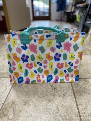 Printed Tote Bag V&L