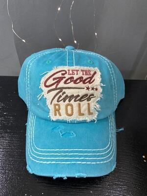 Vintage Graphic Hat