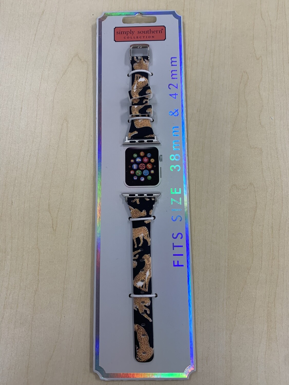 Simply Southern Tiger Apple Watch Band 38-42mm
