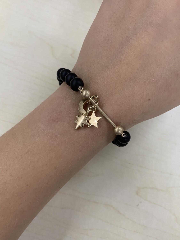 Boho Charm Bar Bracelets