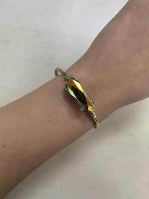 Bracelet Oblong Crystal