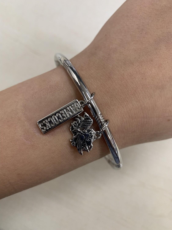 Gamecock Charm Bracelet