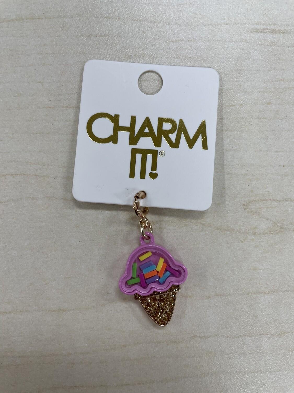 Charm It Ice Cream Sprinkles Charm