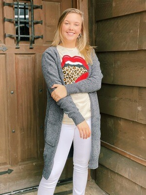 Chenille Cardigan Simply Southern