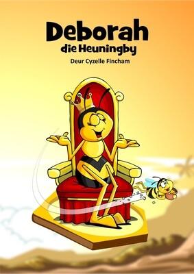 Deborah die Heuningby - Digitaal