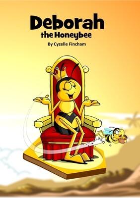 Deborah the Honeybee - Digital