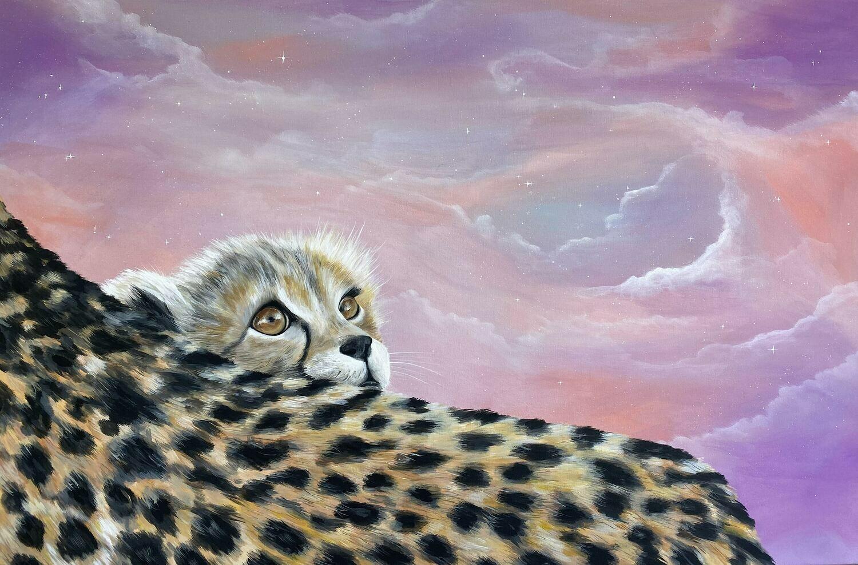 Baby Cheetah's Universe