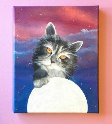 Kitty's Moon