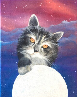 Kitty's Moon