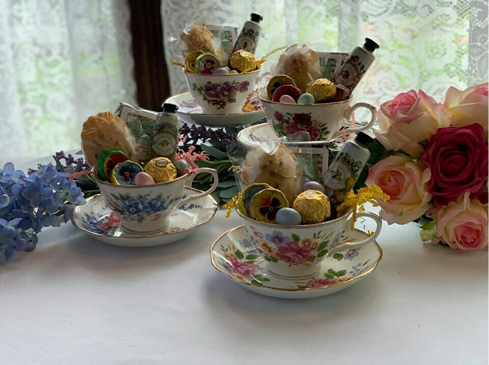 All Occasion Tea Cup Gift