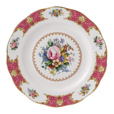 Lady Carlyle Dinner Plate