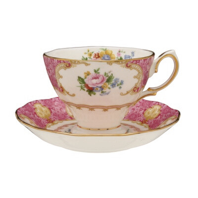 Lady Carlyle Cup and Saucer