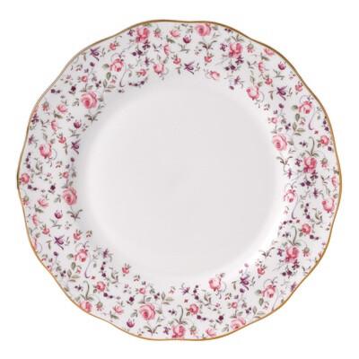 Confetti Rose Dinner Plate