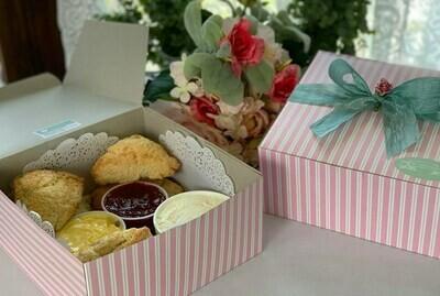 Gift Box of Half Dozen Scones