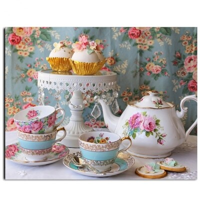 Evelyn's Tea Party