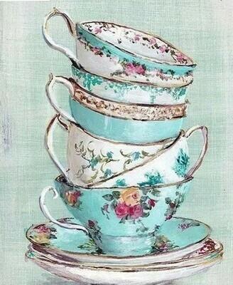 Alice's Tea Cups