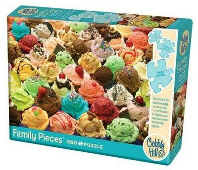 More Ice Cream Puzzles
