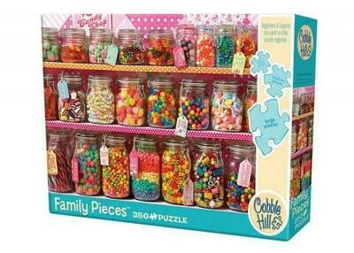 Candy Counter Puzzle