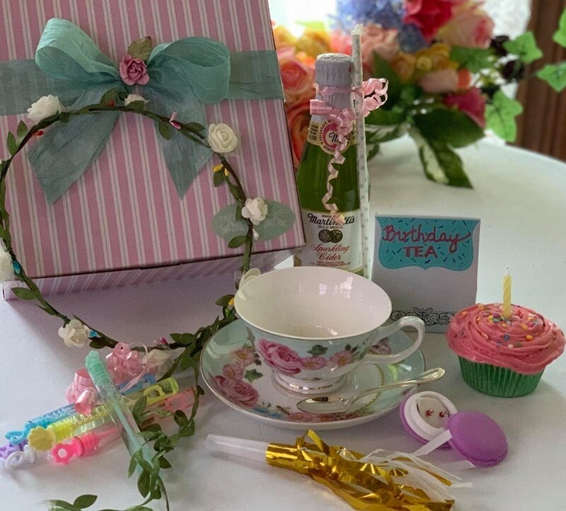 Older Girls Birthday Box
