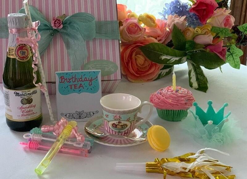 Little Girls Birthday Box
