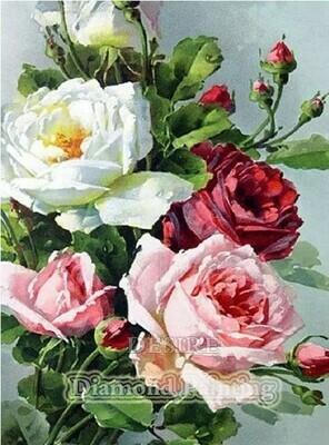 Frances' Rose Bouquet