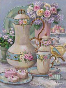 Cornelia's Tea Party