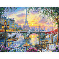 Cafe on the Seine