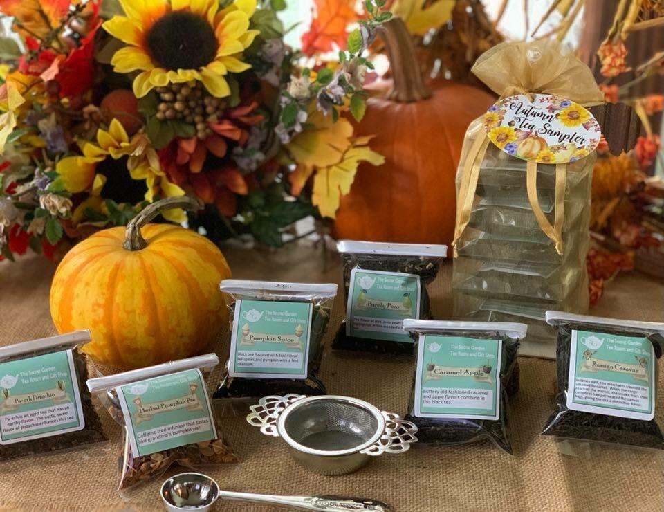 Autumn Tea Sampler