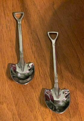 Hot Cocoa Bar Snow Shovel Spoons