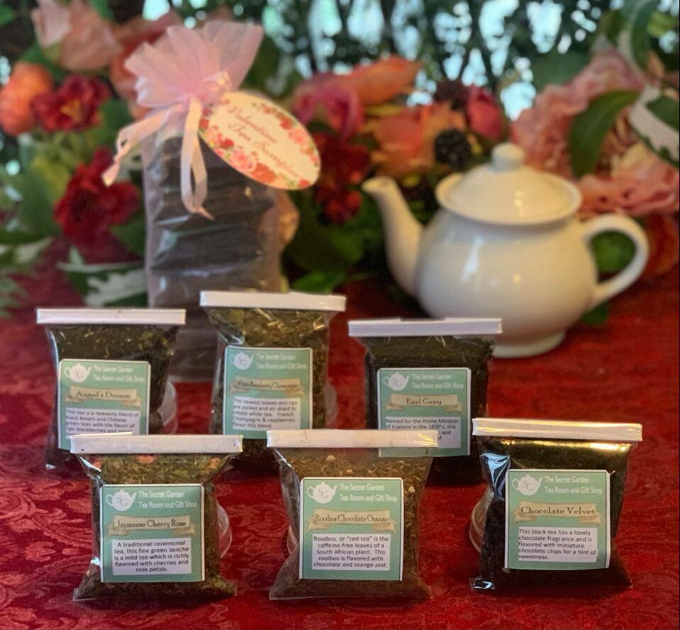 Valentine Tea Sampler