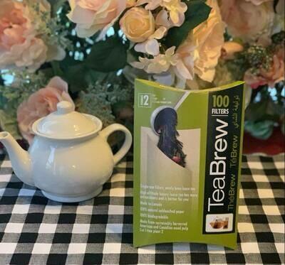 TeaBrew Filter Sacs