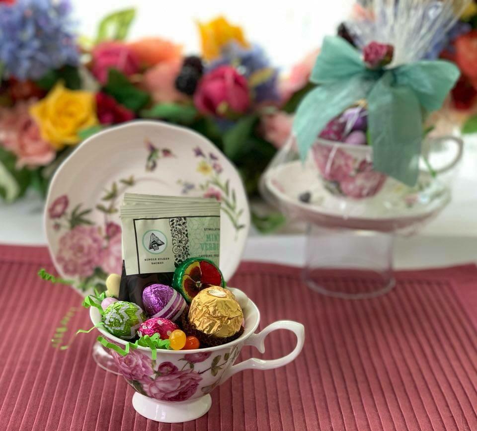 Easter Tea Cup