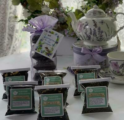 Springtime Tea Sampler