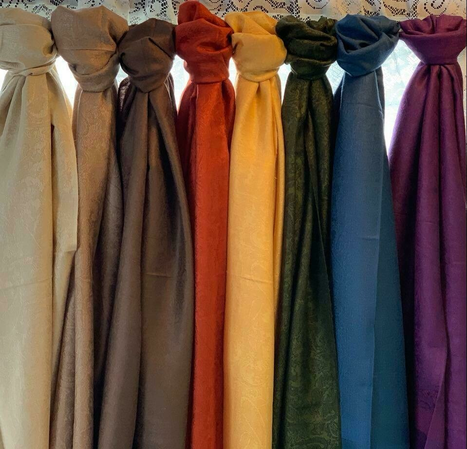 Pashmina Scarf Earth Collection